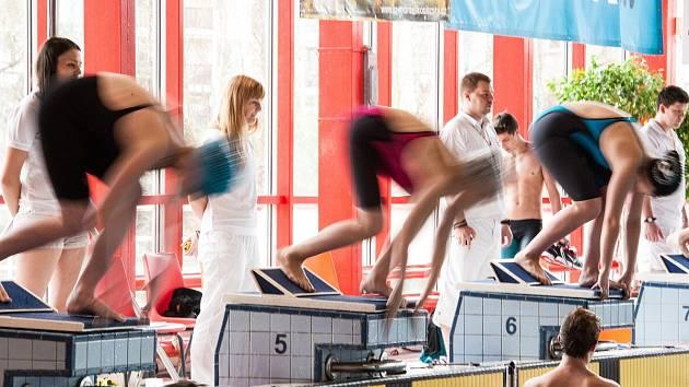 22. ročník mezinárodní Velké ceny Ostravy v plavání.