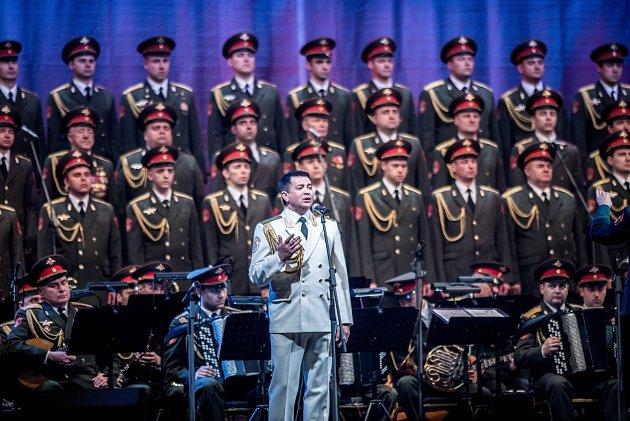 Alexandrovci vystoupili 15. května 2017 v Ostravě.