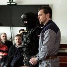 Odročené hlavní líčení s Petrem Kramným u okresního soudu v Ostravě.