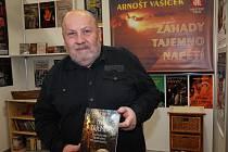 Arnošt Vašíček na festivalu v Ostravě.