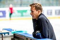 Krasobruslař Michal Březina bude startovat na letošním mistrovství republiky, které je společné pro čtyři země a hostí ho 13. a 14. prosince Ostrava.