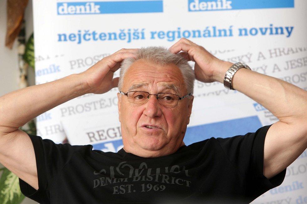 Petr Uličný.