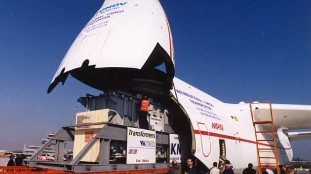 AN-225 Mrija. Ilustrační snímek.