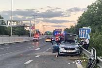 Při tragické nehodě přišel o život ostravský policista Pavol Kikloš.
