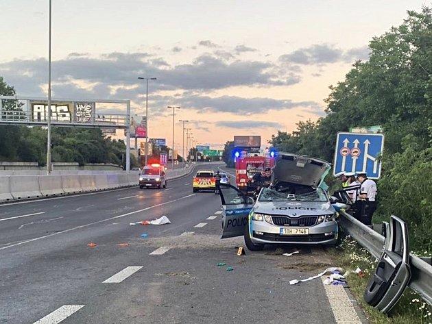 Při tragické nehodě přišel oživot ostravský policista Pavol Kikloš.