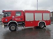 Výcvik řidičů hasičských cisteren