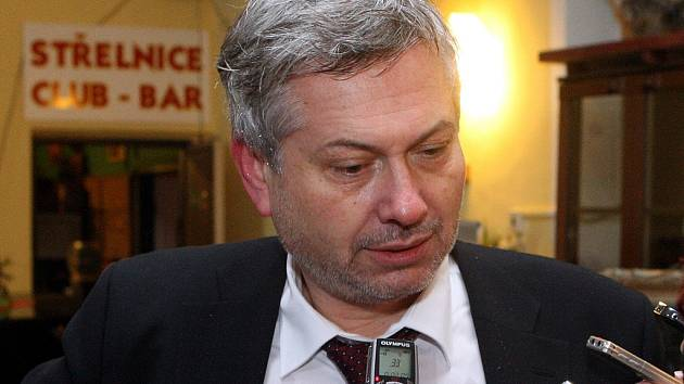 Bývalý primátor Ostravy Petr Kajnar.