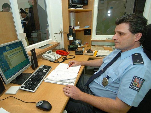 V nové služebně se policisté budou cítit lépe.