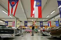 V Ostravě odstartoval čtvrtý ročník výstavy American classic cars 1930 – 1980.