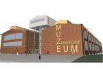 Národní zemědělské muzeum. Vizualizace.