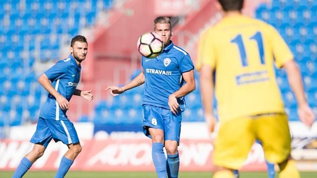 FC Vítkovice vs. FK Varnsdorf.