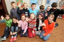 Žáci ze třetí třídy Základní školy Paskovského v Hrabové odpovídali Deníku na tři zajímavé otázky.