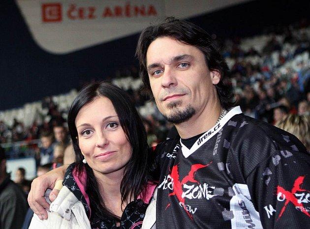 Petr Kuchař a jeho manželka