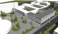 Nová budova Ekonomické fakulty VŠB-TUO by měla vzniknout jako přístavba současné budovy H a pomoci při vzniku univerzitního náměstí v samotném srdci kampusu.
