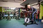 Posilovna Attack Fitness Ostrava.