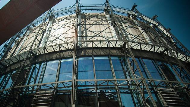 Multifunkční aula Gong. Ilustrační foto