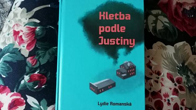 Kniha Lydie Romanské Kletba podle Justiny