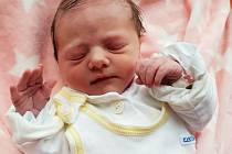 Valerie Losertová, Opava, narozena 17. května 2021 v Opavě, míra 47 cm, váha 2820 g. Foto: Lucie Dlabolová, Andrea Šustková