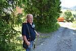 Na muže vzpomínal i jeho kolega z práce Libor Cieslar.