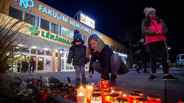 Uplynul rok od tragédie ve Fakultní nemocnici Ostrava.
