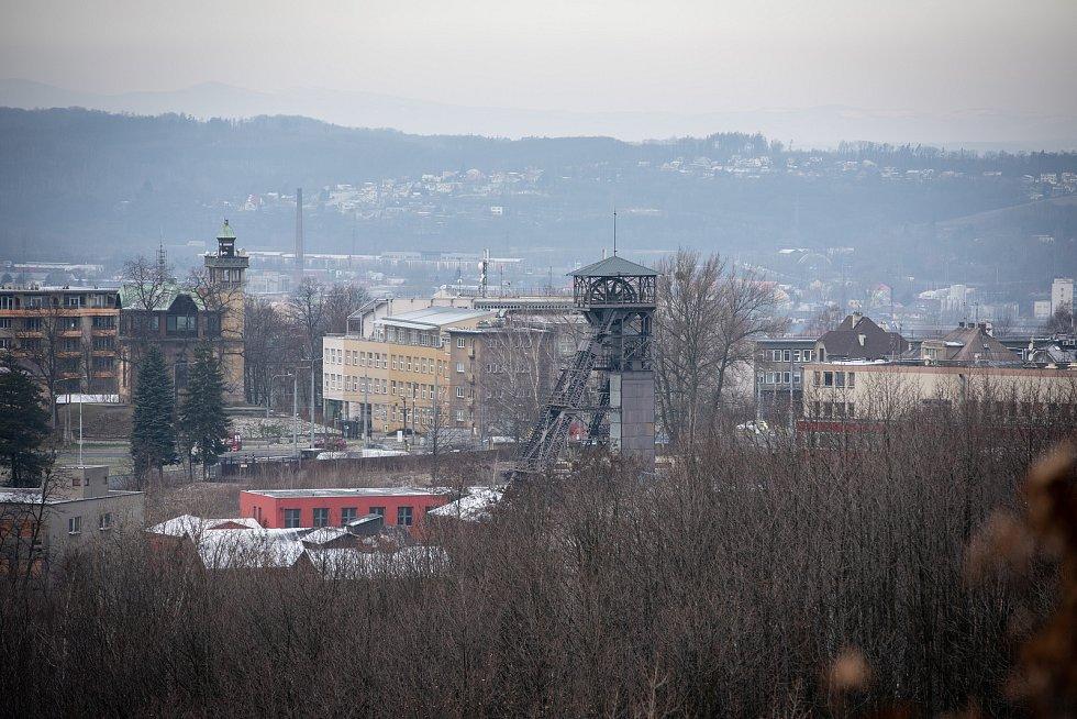 Halda Ema, 30. prosince 2019 v Ostravě.