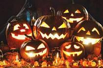 Halloweenské oslavy