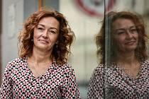 Nadační fond Paragraf, na snímku ředitelka Petra Steigerová, v Ostravě 24. zaří 2018.