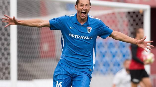 3. kolo II. fotbalové ligy: Vítkovice – Táborsko 1:0 (1:0)