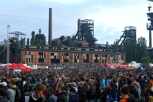 Colours of Ostrava.
