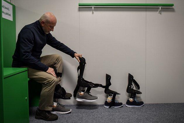 Výstava Tělo a technika - jak technika pomáhá handicapovaným začala 12.prosince 2018ve Světě techniky vostravských Dolních Vítkovicích.