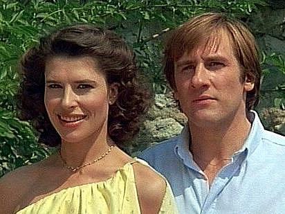 Fanny Ardantová a Gérard Depardieu ve slavném filmu Françoise Truffauta Žena od vedle.