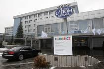 Ostravský hotel Atom v pátek 30. ledna hostil mezinárodní konferenci o energetice.