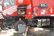 Tragická nehoda v Petřvaldu na Novojičínsku.