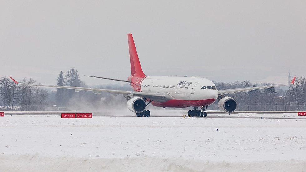 Letecká společnost Maleth Aero spojí Ostravu s Čínou. Na trase bude se svým širokotrupým Airbusem A330-200 létat 2-3x týdně.
