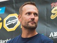 Promotér bojové MMA Novotný: Doufám, že jsme lidem připravili pár hodin zážitků
