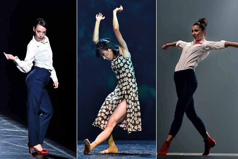 V kategorii balet-ženy nominace získaly tanečnice Lore Jehin, Shino Sakurado a Barbora Šulcová.
