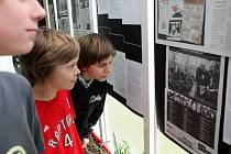 Doby normalizace si připomněli studenti Gymnázie Olgy Havlové v Ostravě