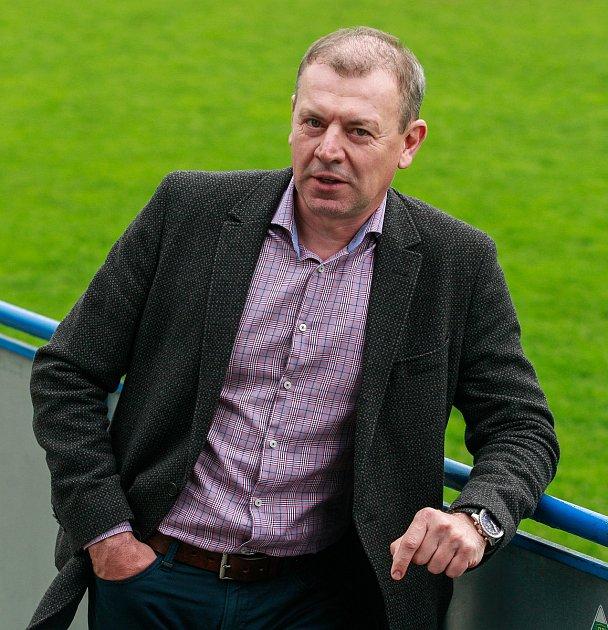 Petr Tač - předseda fotbalového klubu FC Odra Petřkovice