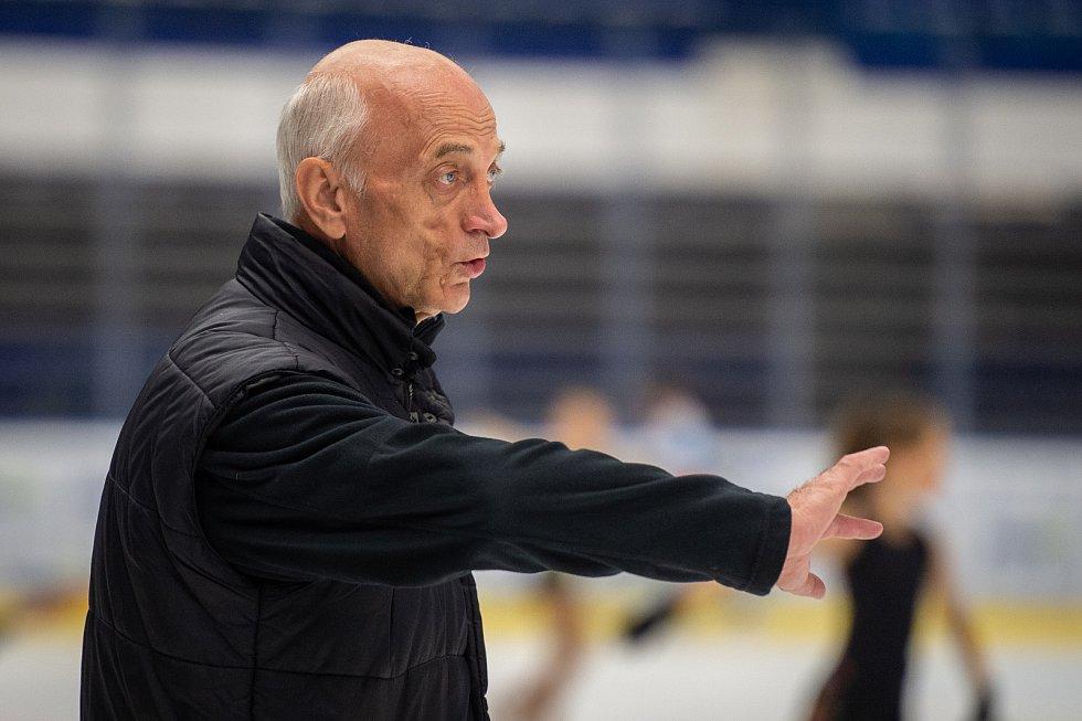 Stanislav Žídek v ostravské Ostravar Aréně, červenec 2019.