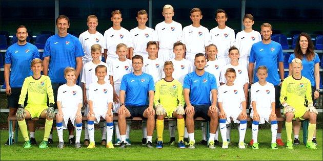 FC Baník Ostrava U13