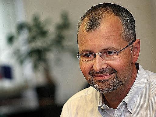 Plastický chirurg Bohdan Pomahač.