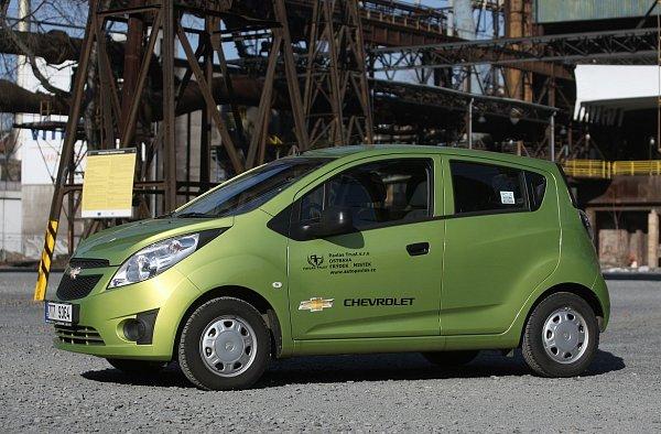 Jediný autorizovaný servis a prodejce značky Chevrolet pro ostravský region, společnost Pavlas Trust, nabízí zákazníkům celkem deset modelů světové značky svíce než stoletou tradicí.