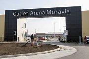 Outlet Aréna Moravia.
