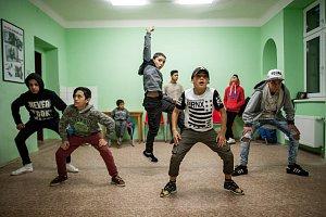 Taneční talenty z ghetta