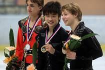 Na ledě ostravské ČEZ Arény se v závěrečném závodě seriálu Grand Prix juniorů představili krasobruslaři z 33 zemí. Dva junioři, tři juniorky, pět sportovních dvojic a tři taneční páry si zajistily účast v prosincovém finále v čínském Pekingu.
