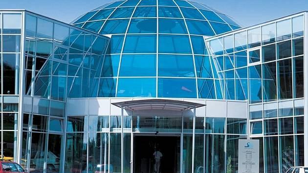 Budova Světa aut v Ostravě