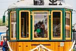 Den ostravských dopraváků, připomínka výročí 125 let MHD v Ostravě a 70 let od vzniku DPO, 7. září 2019 v Ostravě.