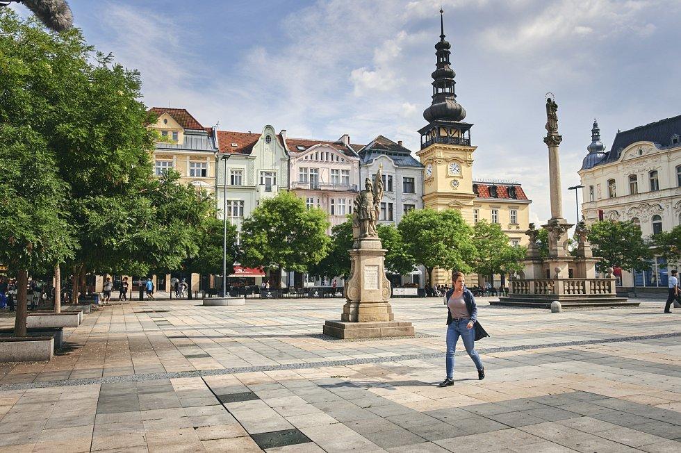 Místo zločinu Ostrava se tentokrát natáčelo i v mnoha ostravských lokacích.