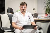 Vítkovický primář chirurgického oddělení Miloslav Mazur.