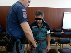 Za vraždu kamaráda dostal Ladislav I. 14 let žaláře.